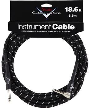 Fender Custom Shop Angle Cable BT5,5m Instrumentenkabel