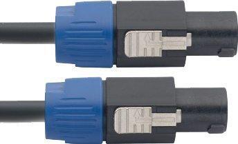 Stagg NSP1,5SS25BR Lautsprecherkabel 2 x 2,5mm² (1,5m)