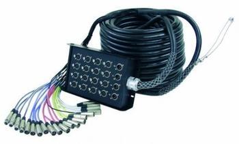 Omnitronic Multicore-Kabel mit Stagebox 16/4 (30m)