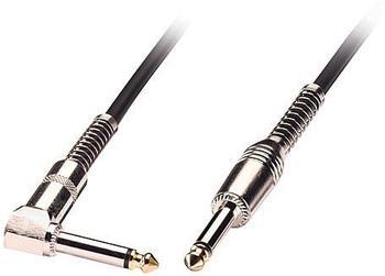 Lindy 06031 Instrumentenkabel schwarz (1m)