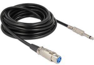 DeLock 84505 Audiokabel (6m)