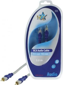 HQ HQSA-050-5.0 Cinch-Kabel (5m)