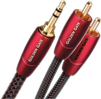 AudioQuest Golden Gate 3,5mm>RCA 2,00m