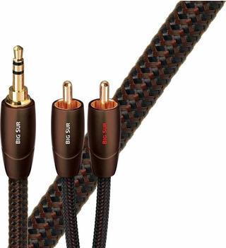 AudioQuest Big Sur 3,5mm>RCA 0,60m