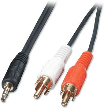 Lindy 35494 3,5mm Klinken-Adapterkabel (10m)