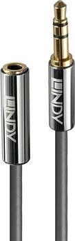Lindy 3.5mm Cromo Line Stecker/Buchse 1m