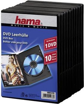 Hama DVD Leerhüllen 10