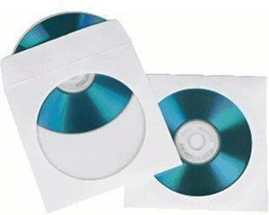 Hama 62671 CD-ROM Papierhüllen