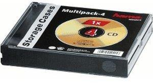 Hama 49415 CD-Multipack 4 Leerhüllen