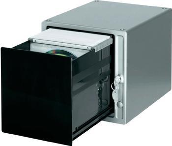 "Hama 48318 CD-Box ""Magic Touch"" 80 Silber"