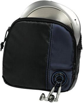 Hama 33716 CD Player Bag für Discman und 3 CDs