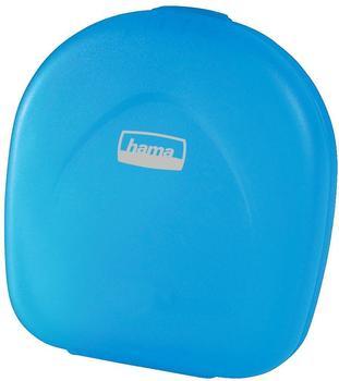 Hama 51334 CD Case 24 Blau-Transparent