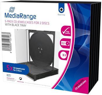 mediarange-box31-2-5er-pack-cd-jewelcases-fuer-2-discs