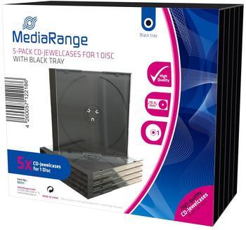 mediarange-box31-5er-pack-cd-jewelcases-fuer-1-disc
