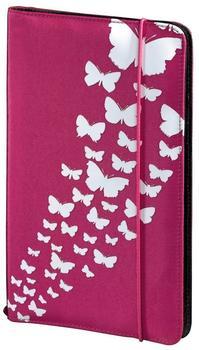 "Hama 95673 CD/DVD-Nylontasche ""Up to Fashion"" 48 Pink"