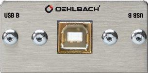 Oehlbach 8819 PRO IN - MMT-C USB.2 B/B