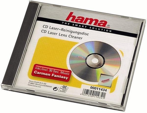 Hama 11434 CD-Laser-Reinigungsdisk