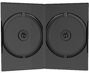MediaRange BOX12 DVD-Hülle für 2 Discs 14mm (50er Pack)