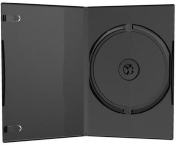 MediaRange BOX13 DVD-Hülle für 1 Disc Slim 7mm (100er Pack)