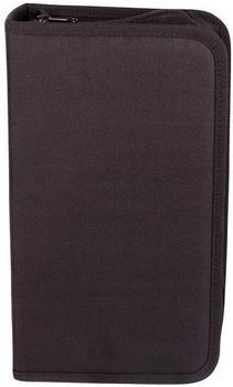 Vivanco 28039 CD/DVD Hülle schwarz für 96 CDs