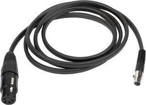 AKG AKG MK HS XLR 4D - Kabel Mini-XLR auf XLR (2m)