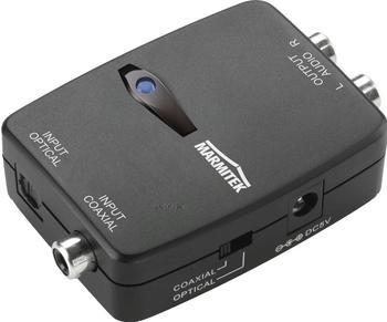Marmitek Connect DA21 Digital Stereo Audio Konverter