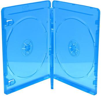 MediaRange BOX38-4-30 30er-Pack BluRay-Hüllen 14mm für 4 Discs