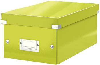 Leitz Click & Store DVD-Box 6042-00-64 grün metallic