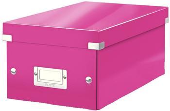 Leitz Click & Store DVD-Box 6042-00-23 pink metallic