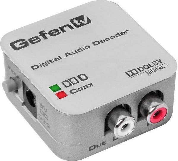 Gefen GTV-DD-2-AA Digital zu Analog Decoder