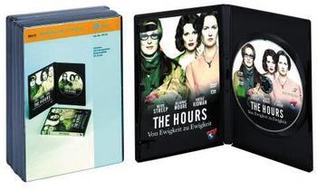 Beco 755.05 B DVD-Hartboxen (5er Pack)