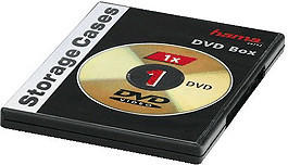 Hama DVD-Leerhülle (49752)