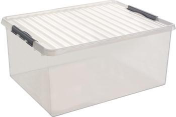 Sunware Q-line Box 62L transparent