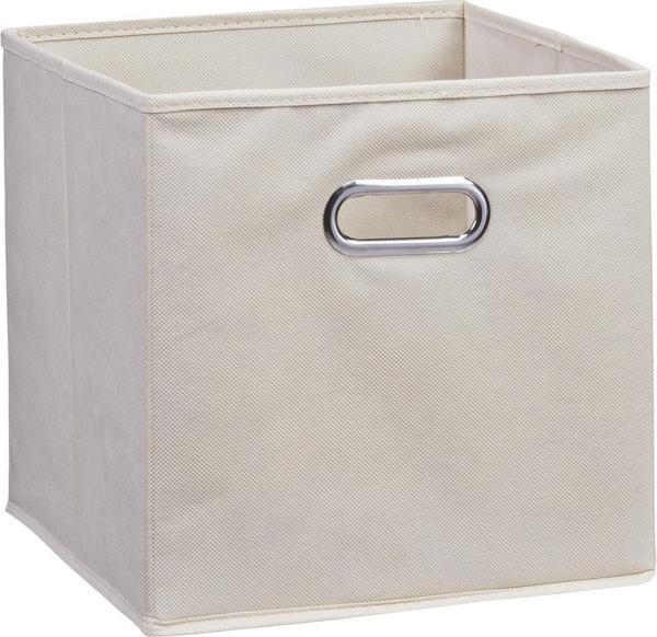 Zeller Aufbewahrungsbox Vlies beige (32 cm)