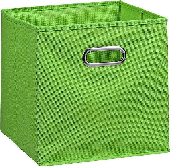 Zeller Aufbewahrungsbox Vlies grün (32 cm)