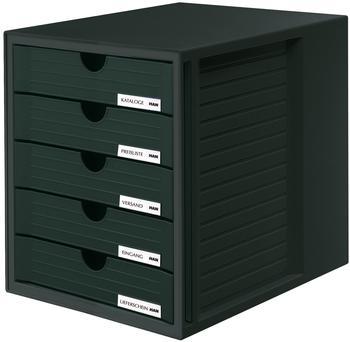 HAN SYSTEMBOX schwarz/schwarz (1450-13)