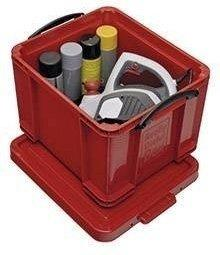 Really Useful Products 35Liter Really Useful Box 48x39x31cm rot