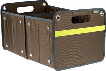 meori Faltbox Outdoor Box 30l Oriental Braun Uni