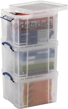 Really Useful Products 35 Liter Really Useful Box 48x39x31cm 3er-Set