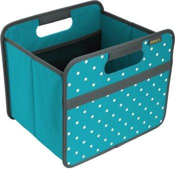 meori Faltbox Classic Small Azur Blau/Punkte (A100059)