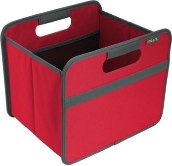 meori Faltbox Classic Small Hibiskus Rot/Uni (A100062)