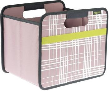 meori Faltbox Classic Small Thymian Mauve/Brushed Lines (A100071)