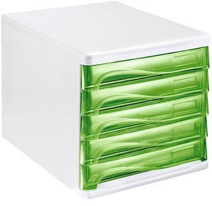 Helit Box 5 Schubladen (H61299-50)