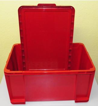 Really Useful Products Box 48 Liter rot