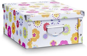 Zeller Ordnungsbox Pappe 17x33x40cm Kids