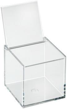 Wenko Kosmetik Organizer Box Femme mit Deckel (22659100)