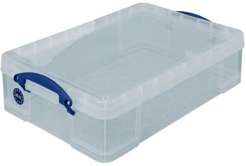 Really Useful Products Box 24,5 Liter transparent