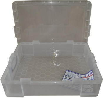 Really Useful Products Box 70L transparent