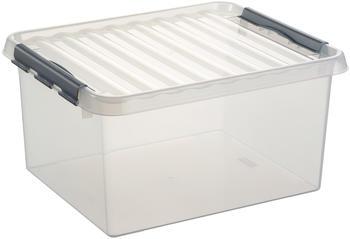 SunWare Q-line Box 36L transparent