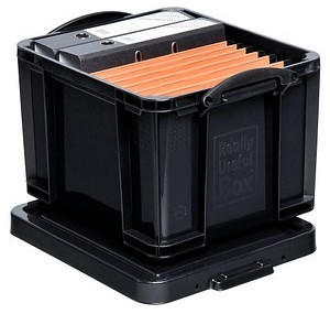 Really Useful Products Box 35L schwarz